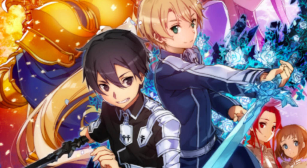 Sword Art Online: Alicization Kirito