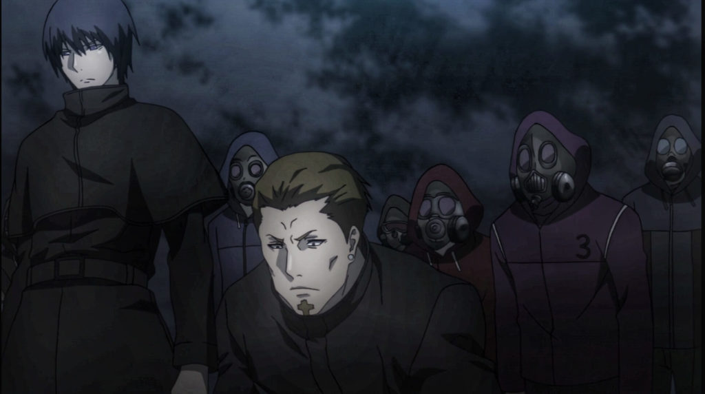 Ayato and Other ghouls