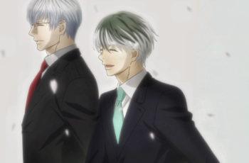 Arima and Kaneki