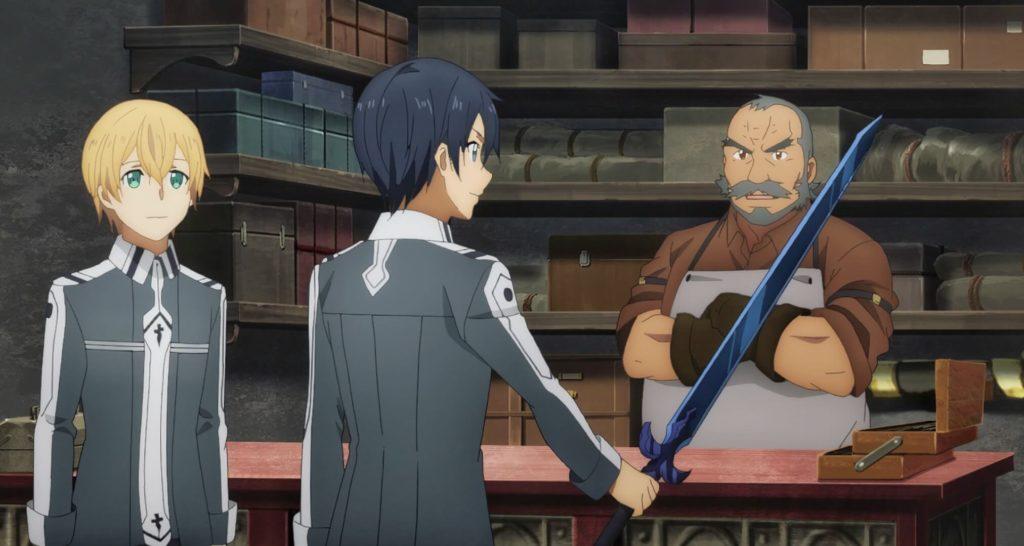 Sword Art Online: Alicization Episode 07 Recap - Anime ...