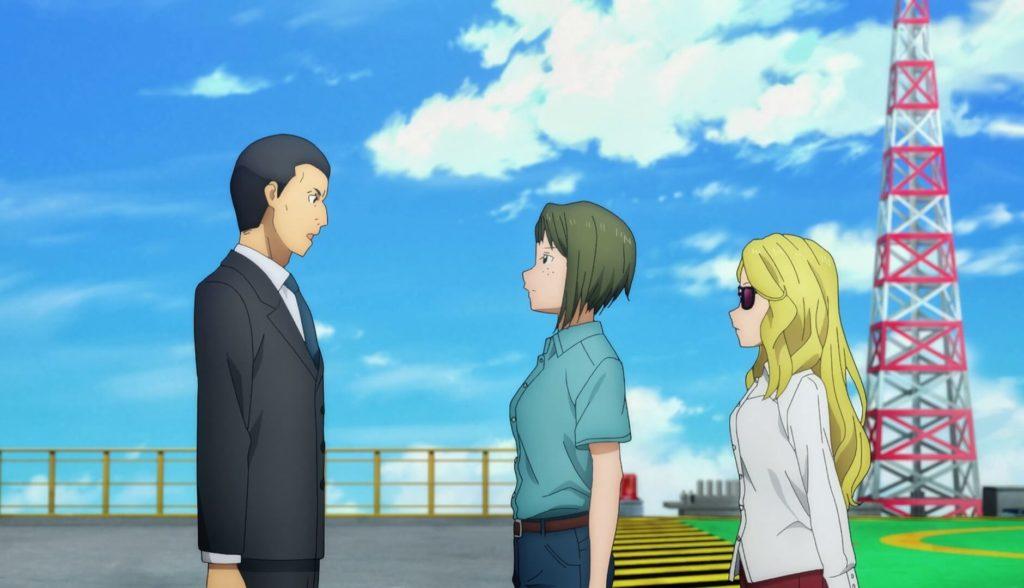 Rinko and Asuna as Mayumi Reynolds