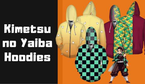 Kimetsu-no-Yaiba-Hoodies