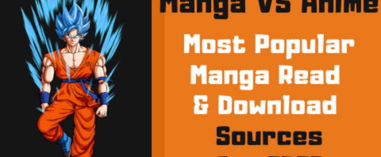 Most Popular Manga Read & Download Sources for FREE